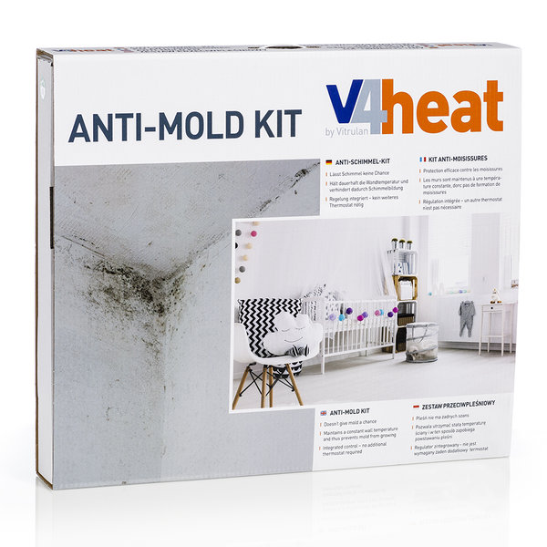 V4heat Anti-Schimmel Kit